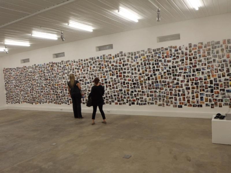 TOP16, BCA Gallery of contemporary art, Cook Islands 2010 Image: Nina Tonga
