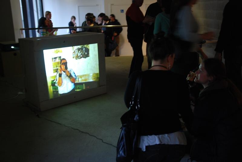 TOP16, Jigga Jo Thug, St Paul St Gallery 2007 Janet Lilo