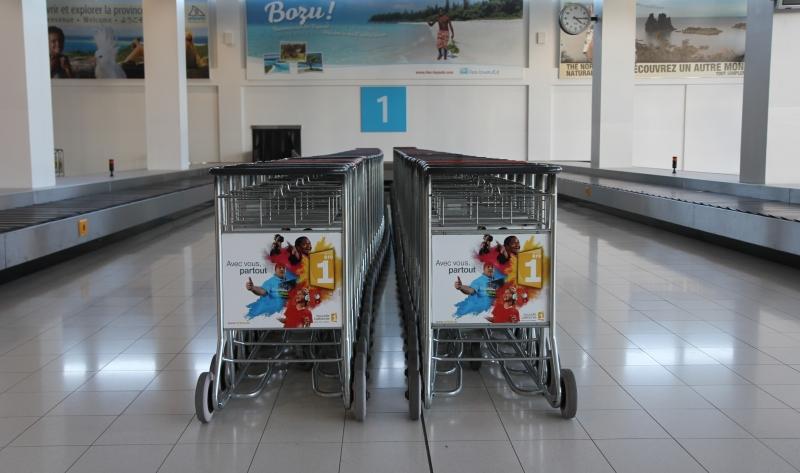 Janet Lilo_Noumea_Airport