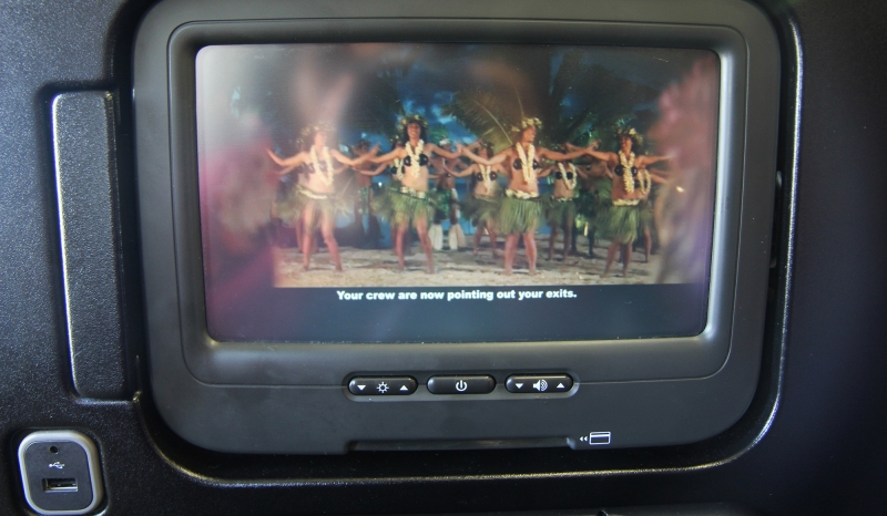 Janet Lilo air new zealand